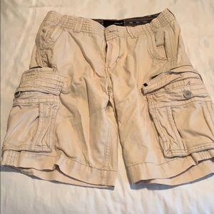 Hurley cargo shorts